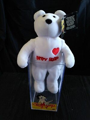 Limited Edition Betty Boop Bear