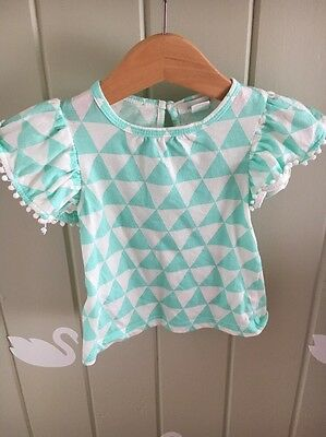 Country Road Baby Girls Top 3-6 Months