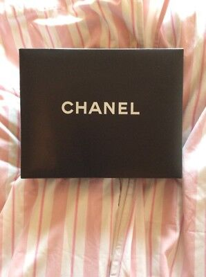 Large Chanel Box for handbag? purse? shoes? display box dust bag