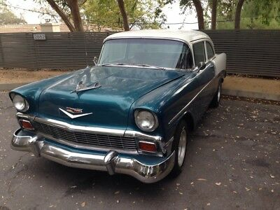 1956 Chevrolet Bel Air/150/210 2 Dr Chevy Classic not to be missed !!!  A True Barn Find out of Pasadena !
