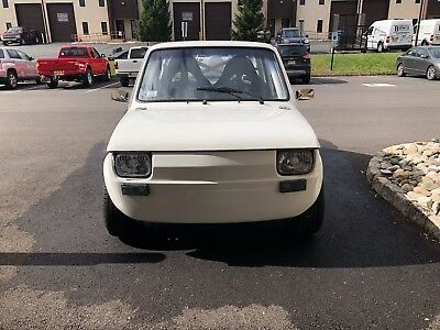 1986 Fiat Other  1986 Fiat 126p Rally Car