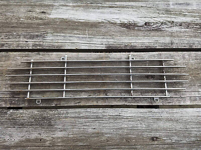 Used Jaguar XKE E-type Series III Grill V12 Grille 1971 1972 1973 1974 1975
