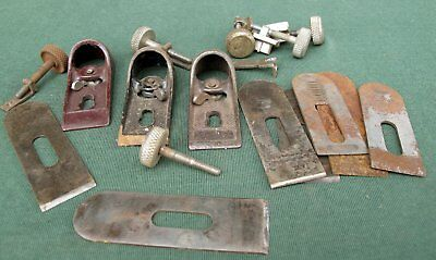Parts lot Stanley 60 1/2 low angle planes