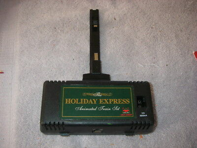 New bright Holiday Express #380 TRACK POWER CLIP