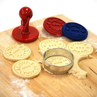 Norpro Silicone Cookie Stamp (Set of 2)