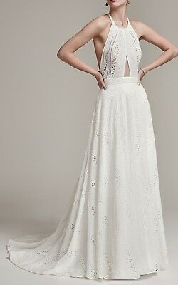 SOTTERO MIDGLEY NICOLE 6SC790 IVORY size 6 Now just $282 was $1129- 75% OFF