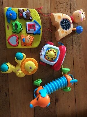 Plastic Fisher And Price Baby And Toddler Toys