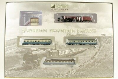 Graham Farish N Scale Cumbrian Express Train Pack - Boxed - Dcc Ready
