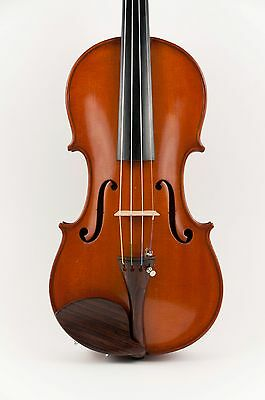 Rare Near Mint Old Antique French Violin after Amati by Laberte