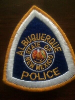 New Mexico Police - Albuquerque   Police  -  NM Police Patch