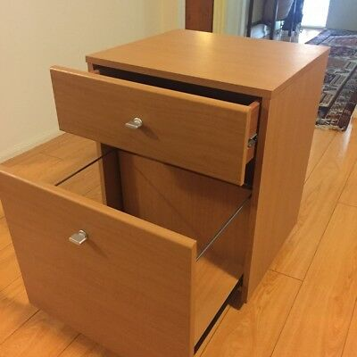 2 Draw filing cabinet