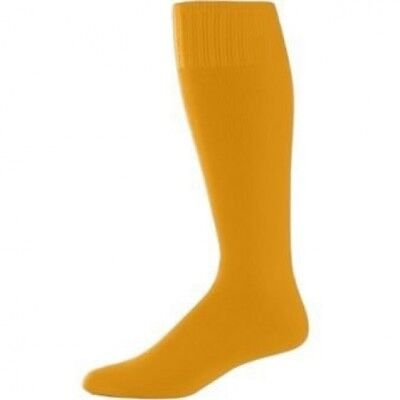 Youth Game Socks - Gold. Augusta. Free Shipping