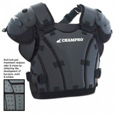 Champro Pro-Plus Armour Chest Protector - Adult Medium. Free Delivery