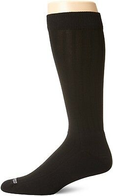 DryMax Dress Over Calf, Black, W10-12 / M8.5-10.5, 2 Pack. Free Shipping
