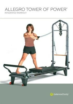 Allegro Tower: Integrated Workout. Balanced Body. Free Shipping
