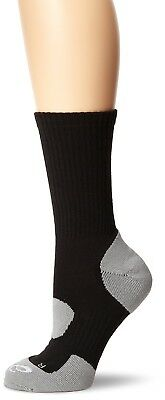 (Medium, Black) - ASICS Team Performance Crew Sock Socks. Brand New
