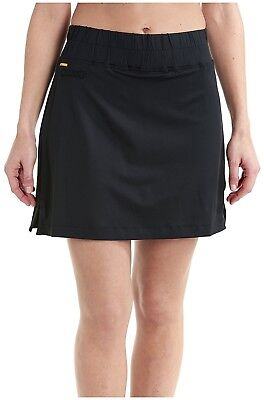 (Large, Brown/Black) - LOLE Womens Brooke Skort. Shipping is Free