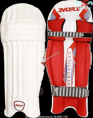 MRF GENIUS GRAND RIGHT Handed Mens BATTING PADS VIRAT KOHLI + AU STOCK+20155