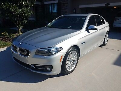 2016 BMW 5-Series 528i BMW 528i PRICED TO SELL...OWNERS BEST OFFER!!!
