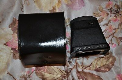 Mamiya Chimney Magnifying finder / RB67 Pro S SD RB 67 CAMERA PD CDS VIEWFINDER