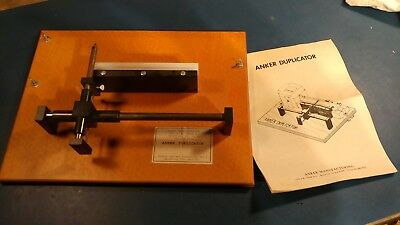 Anker duplicator in Excellent condition
