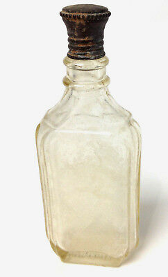 Antique FAULDING PERFUME APOTHECARY BOTTLE