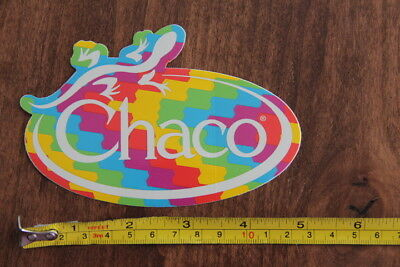 CHACO Sandals STICKER Decal LIZARD NEW
