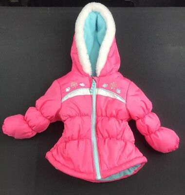 18 Month Baby Girl Winter Jacket