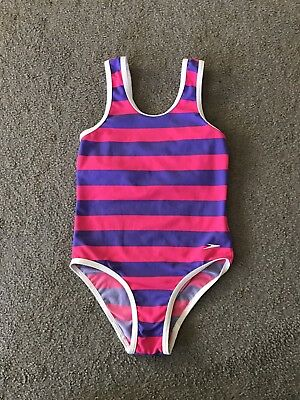 Girls SPEEDO Bathers With Fairy Wings.  Size 7