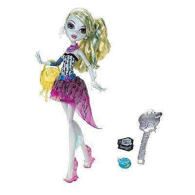 MONSTER HIGH Lagoona blue Dot Dead Gorgeous showbiz MATTEL