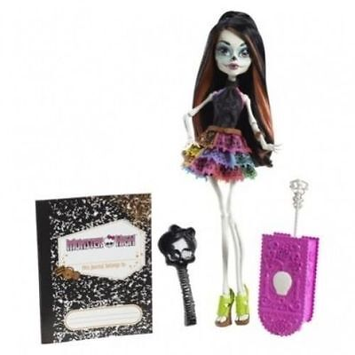 MONSTER HIGH Skelita Calaveras Scaris ville des frayeurs MATTEL