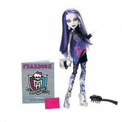 Spectra Wondergeist Picture Day MONSTER HIGH MATTEL
