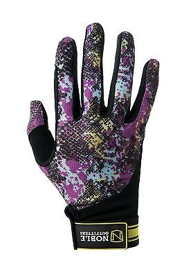 (6, Blackberry Snakeskin) - Perfect Fit Glove Mesh. Noble Outfitters