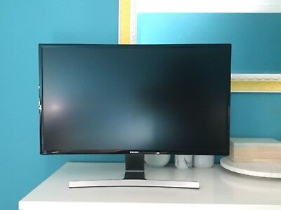 """Samsung Curved 27"""" Monitor"""