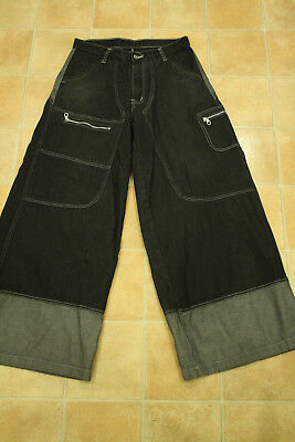 Ministry Of Style (MOS) Phat Pants - Rave Jeans - Size Large