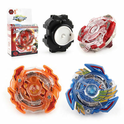 Alloy Fight Masters Beyblad + Launcher Spinning Toys Set Gifts