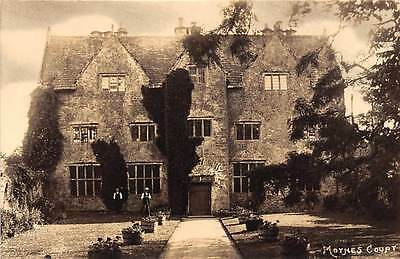 Moynes Court Front view Monmouthshire
