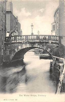 Newbury, The Water Bridge 1907