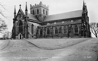 Northern Ireland Armagh St. Patrick's Protestant Cathedral