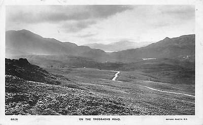 On the Trossachs Road 1906