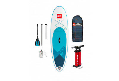 "Sup, Stand Up Paddleboard, Inflatable, Red Paddle Co, 2018 Ride 9'8"" Package"