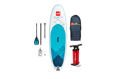 "Sup, Stand Up Paddleboard, Inflatable, Red Paddle Co, 2018 Ride 10'8"" Package"