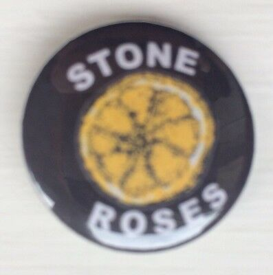 The Stone Roses Button Badge Britpop Indie