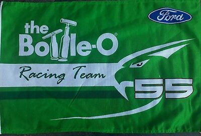 FORD The Bottleo FLAG 60 x 40cm FREE POSTAGE  AUST WIDE