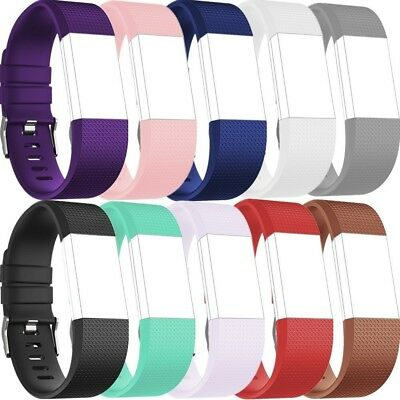 (10Pcs) - Greatfine Fitness Smart Watch Bracelet Strap Band for Fitbit Charge