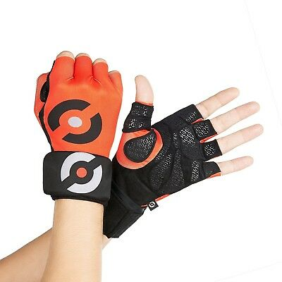 (Small, Red) - triomphtech Power Shadow – Fitness Gloves. Free Shipping