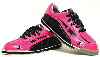 (US 5.5 (35.5)) - Women's Bowling Shoes 3G Tour Ultra Kangaroo Leather with