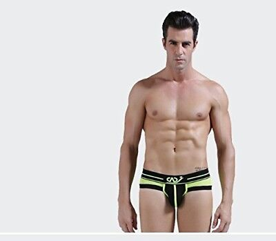 (B, X-Large) - XX & GXM Father's day gifts Men's briefs thin transparent gauze