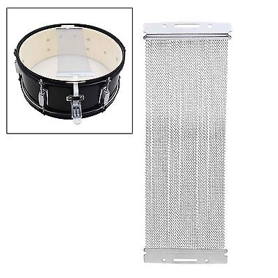 Silver 40 Strand Coiled Snare Drum Wire for 14-Inch Snare Drums