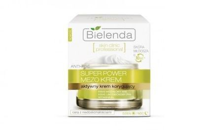 BIELENDA skin clinic professional SUPER POWER MEZO CREAM active corrective face